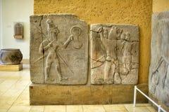 konst mesopotamian arkivbilder