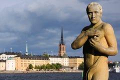 konst sweden arkivfoton