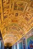 konst vatican Arkivbilder