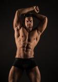 Konstantin Kamynin modelo masculino musculoso Fotografía de archivo libre de regalías
