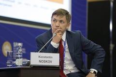 Konstantin Noskov Stock Image