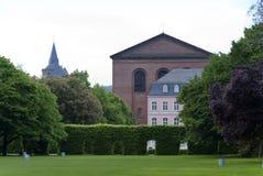 Konstantinbasilika in Trier Royalty Free Stock Images