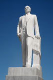 Konstantinos Karamanlis Statue Image libre de droits