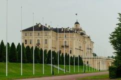 konstantinovsky宫殿 库存图片