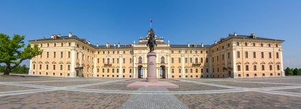 Konstantinovsky Kongresowy pałac, Świątobliwy Petersburg, Rosja fotografia royalty free