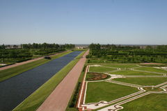 Konstantinovskys Garten von a Stockfotografie