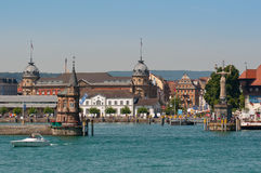 Konstanz, Bodensee royalty free stock photography