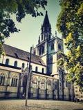 Konstanz - cidade histórica lindo - Alemanha imagem de stock royalty free