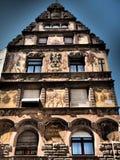 Konstanz - cidade histórica lindo - Alemanha imagens de stock