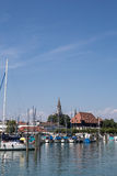 Konstanz Harbour Stock Photos
