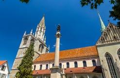 Konstanz-Münster (Kathedrale) - Deutschland Lizenzfreie Stockbilder