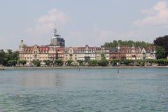 Konstanz miasto, Niemcy, rok 2013 Zdjęcie Stock