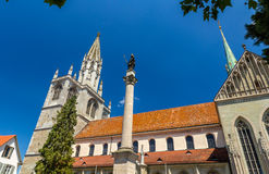 Konstanz Minster (Cathedral) - Germany Royalty Free Stock Images