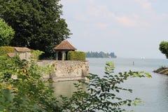 Konstanz stad, Tyskland, år 2013 Royaltyfri Foto