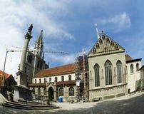Konstanzer Münster in Münsterplatz Stock Image