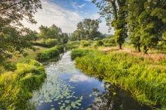 Konstapel Country, Nayland, Suffolk, UK arkivbilder