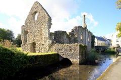 Konstaplar inhyser, Christchurch, Dorset Fotografering för Bildbyråer