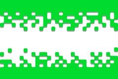 Konstbaner med stället och utrymme för din text Vektor Illustrationer