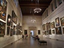 konstboston fint museum royaltyfria foton