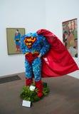 konstbukettutställning till Royaltyfri Foto