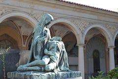 konstchrist jesus klosterbroder Royaltyfria Foton