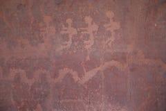 konstdansen figures linjen rock arkivfoto