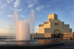 konstdoha islamiskt museum Arkivfoto