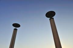 konstdoha islamiskt museum qatar Royaltyfri Foto