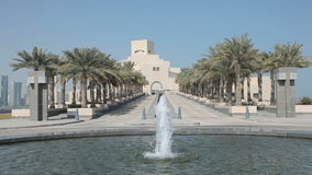 konstdoha islamiskt museum qatar lager videofilmer