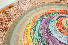 Konsten på golvet Royaltyfri Foto