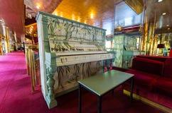 Konster centrerar Melbourne royaltyfria bilder