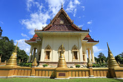 Konsterna av den härliga templet Royaltyfria Foton