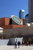 konstfrancisco modernt museum san Royaltyfri Fotografi