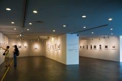 konstgalleriguangdong museum Arkivfoto