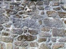 konstgjord blå ljus stenvägg Royaltyfri Foto