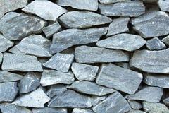 konstgjord blå ljus stenvägg Arkivbild