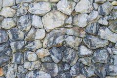 konstgjord blå ljus stenvägg Royaltyfria Foton