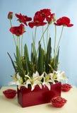 konstgjord blomma Royaltyfria Foton