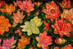 Konstgjord blomma Royaltyfria Bilder