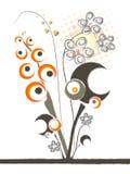 Konstgjord blomma Arkivbilder