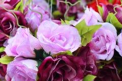 Konstgjord blomma Royaltyfri Bild