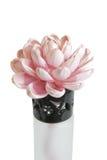 Konstgjord blomma med doft Arkivfoto