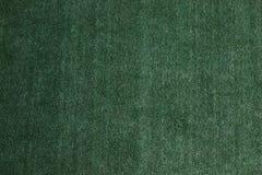 Konstgjord horisontaltextur för grönt gräs royaltyfria bilder