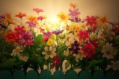 konstgjord isolerad white för bakgrund blomma Arkivbild