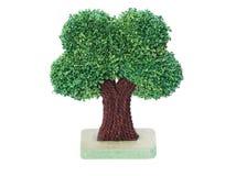 konstgjord tree Royaltyfria Bilder