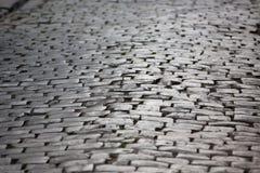 Konstgjord trottoar Arkivfoto