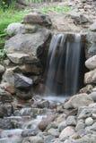 konstgjord vattenfall Royaltyfri Fotografi