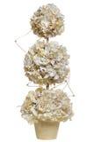 konstgjorda blomkrukablommor Royaltyfria Bilder
