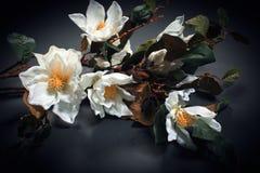 Konstgjorda blommor Royaltyfria Foton