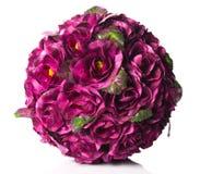 konstgjorda blommor steg Royaltyfri Fotografi